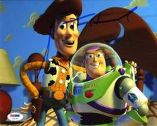 TOY STORY Cast Autographed Signed 8x10 Photo Certified Authentic PSA/DNA AFTAL !