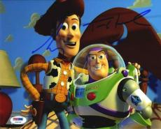 TOY STORY Cast Autographed Signed 8x10 Photo Certified Authentic PSA/DNA AFTAL