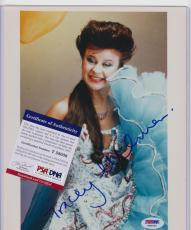 Tracey Ullman Signed Autograph Auto 8x10 Psa Dna Certified