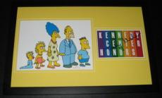 Tracey Ullman Signed Framed 11x17 Photo Display The Simpsons