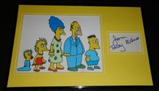 Tracey Ullman Signed Framed 11x17 Photo Display The Simpsons B