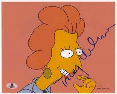 Tracey Ullman Simpsons Autographed Signed 8x10 Photo Beckett BAS COA