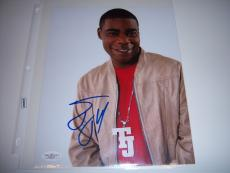 Tracy Morgan 30 Rock,saturday Night Live,actor Jsa/coa Signed 8x10 Photo