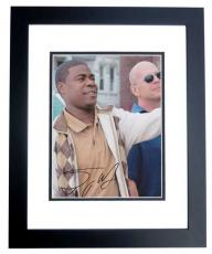 Tracy Morgan Signed - Autographed 8x10 inch Photo BLACK CUSTOM FRAME - Guaranteed to pass PSA or JSA