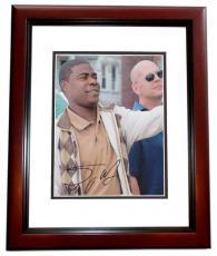 Tracy Morgan Signed - Autographed 8x10 Photo MAHOGANY CUSTOM FRAME