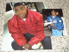 Tracy Morgan Autographed 8x10 Photo (w/ Proof Signing!)