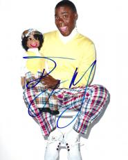 Tracy Morgan Autographed Puppeteer Signed Photo UACC RD AFTAL