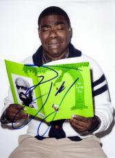 Tracy Morgan Autographed Signed Crying Photo AFTAL