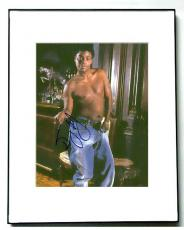 Tracy Morgan Autographed Signed Photo UACC RD COA