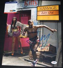 Tracy Morgan signed 11 x 14, First Sunday, Funny, PSA/DNA X41871