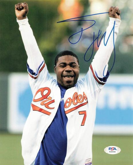 Tracy Morgan Signed 8x10 photo PSA/DNA Autographed SNL