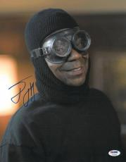 Tracy Morgan Signed Authentic Autographed 11x14 Photo (PSA/DNA) #T32534
