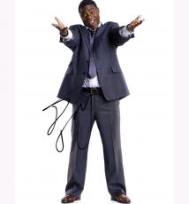 Tracy Morgan SNL Comedy NBC Autographed Signed 11x14 Photo AFTAL UACC RD