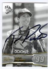 Travis Pastrana autographed trading card (X Games Nascar) 2013 Press Pass #53