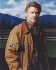 """TREAT WILLIAMS as DR. ANDREW BROWN in TV Series 2002-06"""" EVERWOOD"""" Signed 8x10 Color Photo"""