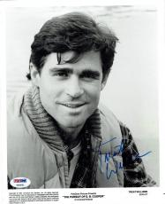 Treat Williams Signed Authentic Autographed 8x10 B/W Photo PSA/DNA #Y84951