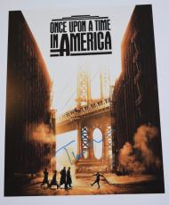 Treat Williams Signed Autographed 11x14 Photo Once Upon A Time in America COA