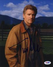 TREAT WILLIAMS SIGNED AUTOGRAPHED 8x10 PHOTO PSA/DNA