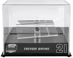 Trevor Bayne 2011 Daytona 500 Winner 1:24 Die-Cast Display Case with Platform - Mounted Memories