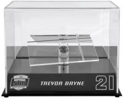 Trevor Bayne 2011 Daytona 500 Winner 1:24 Die-Cast Display Case with Platform