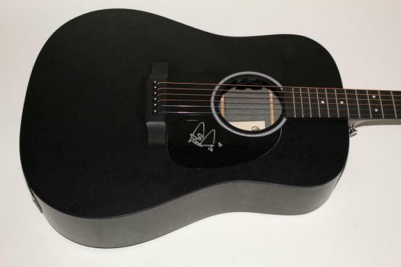 Trey Anastasio Signed Autograph C.f. Martin Acoustic Guitar - Phish, Farmhouse