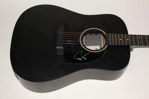 Trey Anastasio Signed Autograph C.f. Martin Acoustic Guitar - Phish, Rift, Junta