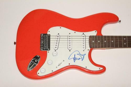 Trey Anastasio Signed Autograph Fender Brand Electric Guitar - Phish, Farmhouse