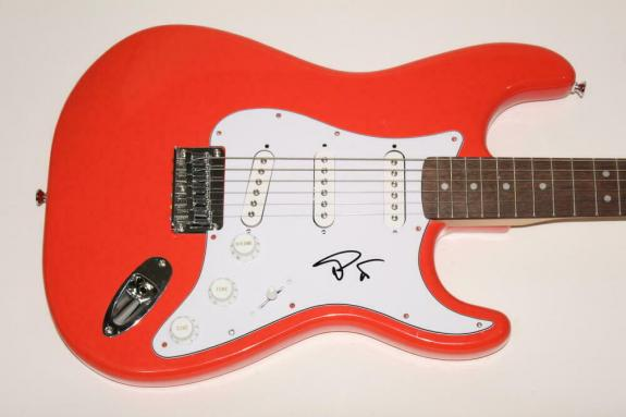 Trey Anastasio Signed Autograph Fender Brand Electric Guitar - Phish Junta, Rift
