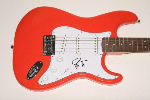 Trey Anastasio Signed Autograph Fender Brand Electric Guitar Phish Lawn Boy Rift