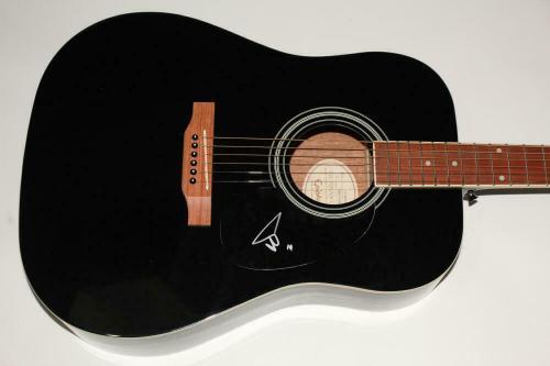 Trey Anastasio Signed Autograph Gibson Epiphone Acoustic Guitar - Phish Legend