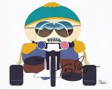 """Trey Parker South Park """"cartman"""" Signed Autographed 8x10 Photo Jsa Loa Rare"""