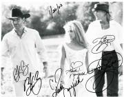 Trick Pony Signed International Fan Club 8x10 Photo Signed By All 3 Members