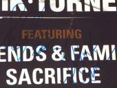 Trik Turner Autographed Signed 12x12 Poster LP Album Flat   AFTAL