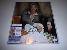 Trisha Yearwood Country Singer,garth Brooks Jsa/coa Signed 11x14 Photo