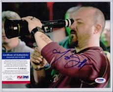 Troy Duffy Signed Autograph Auto 8x10 Psa Dna Certified