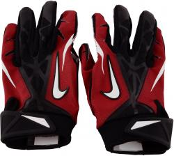 Desmond Trufant 11/21/13 Falcons Game Used Gloves