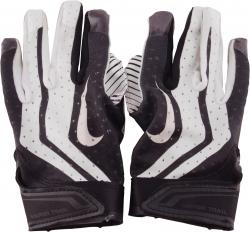 Desmond Trufant 12/15/13 Falcons Game Used Gloves