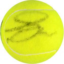 TSONGA, JO-WILFRIED AUTO (WIMBLEDON) TENNIS BALL - Mounted Memories