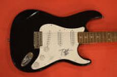 Twiggy Ramirez Signed Autographed Electric Guitar Marilyn Manson Jeordie White
