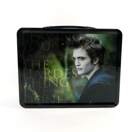 Twilight Saga New Moon Lunch Box with Thermos  Edward Cullen