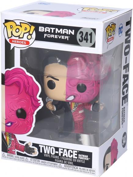 Two-Face Batman Forever #341 Funko Pop! Figurine