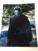 Tyler Mane Autograph Rob Zombie Halloween Michael Myers 16X20 Photo Signed COA 3