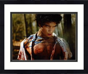 Tyler Posey Signed - Autographed TEEN WOLF 8x10 inch Photo - Guaranteed to pass BAS