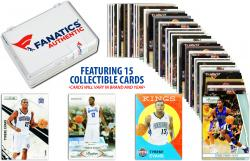 Tyreke Evans Sacramento Kings Collectible 15 Card Lot