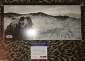 U2 Bono signed autographed THE JOSHUA TREE CD Long box 1987 PSA DNA COA NANCY