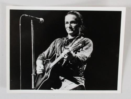 U2 Photo Bono
