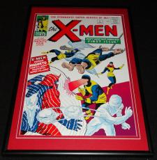 Uncanny X Men #1 Framed 12x18 Cover Photo Poster Display Official Repro Magneto
