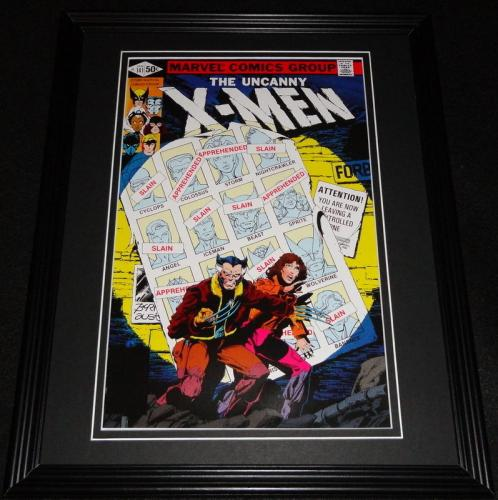 Uncanny X Men #141 Days of Future Past Framed Cover Photo Poster Official Repro