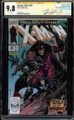 Uncanny X-men #266 Cgc 9.8 Ss Stan Lee New Label 1st Full Gambit App #1227815025