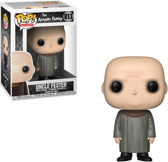 Uncle Fester The Addams Family #813 Funko Movie Pop!
